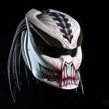 New Predator Helmet Monster Blood Motive (Dot & Ece Certified) - $250.00