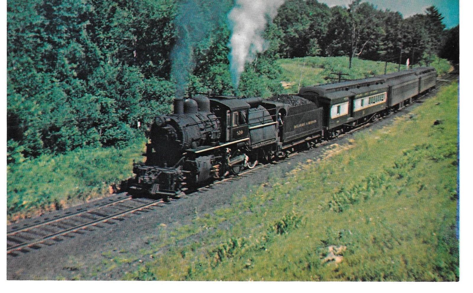 Delaware & Hudson Railroad 810 Camelback and 50 similar items