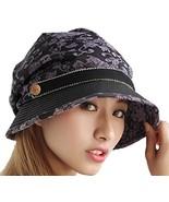 Women's Cotton Sun Hats Spring Summer Sportswear Topee Bucket Hats ... - $19.99