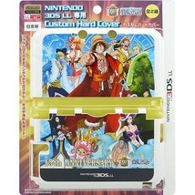 Nintendo 3 Ds Ll One Piece Custom Hard Cover Made In Japan - $9.50