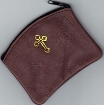 Rosary Case - Brown - MB2-BN
