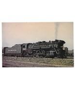 New York Central Railroad 2385 ALCO Locomotive Class H-10b Mikado Train ... - $4.99