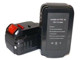 2pcs 18V 3ah batteries for PC18B, ATOOL248, 90533718, PC186CS, 2 year wa... - $103.39