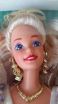 Ribbons & Roses Barbie (NRFB) 1994 Sears Exclusive - $9.75