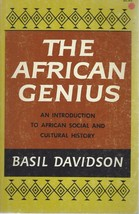 The African Genius-An Introduction to African Social and Cultural Histor... - $19.99