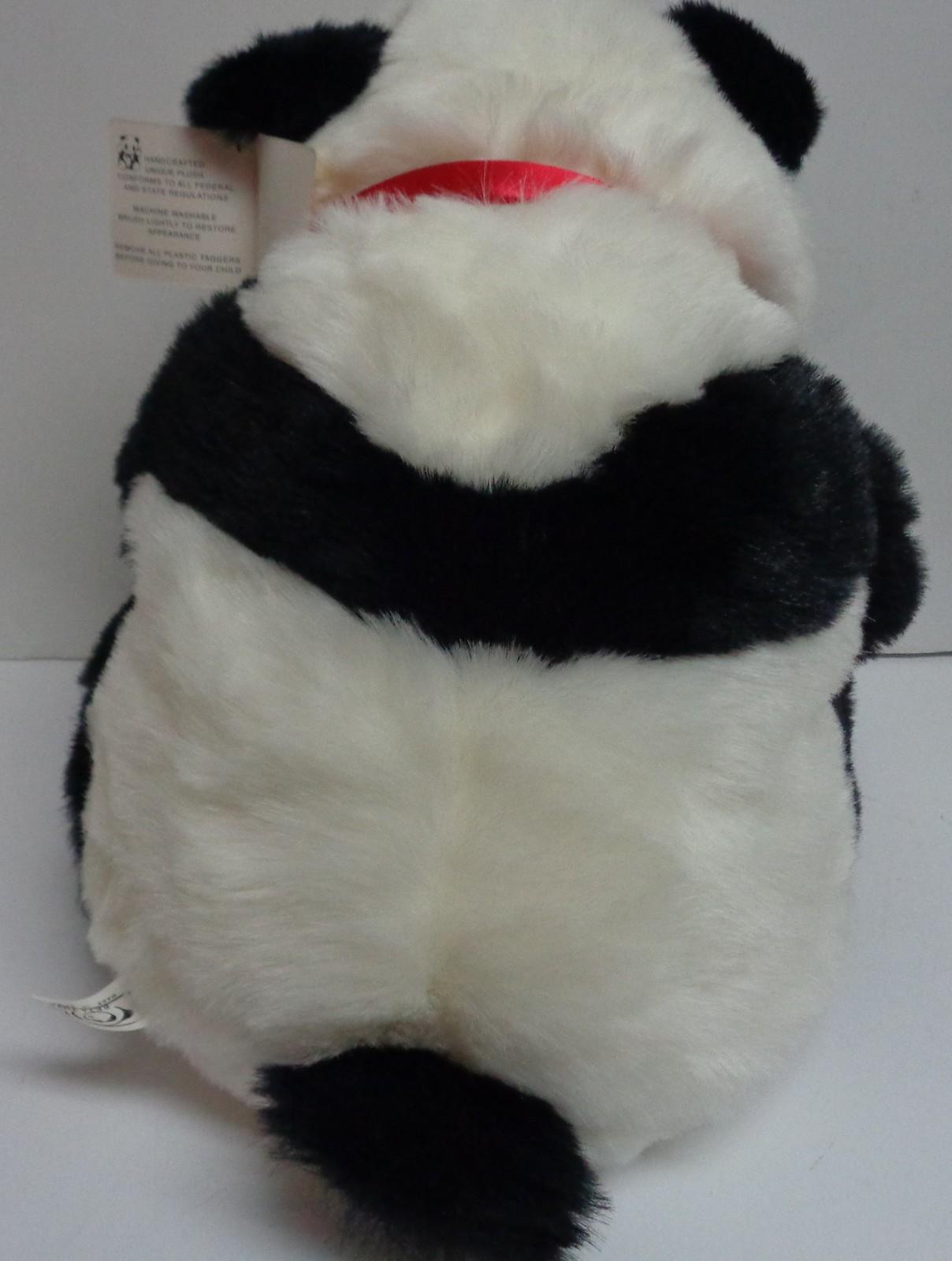 Plush PandaTeddy Bear 1992 by Beta Toys NWT Discontinued