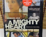A Mighty Heart Angelina Jolie DVD New 2007