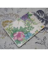 Vintage Floral Design Address/Birthday Book //Made in USA //Address Orga... - $10.50