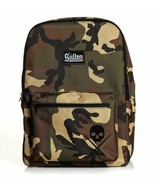 Sullen Art Collective Standard Issue Tattoos Camouflage Urban Backpack S... - $49.95