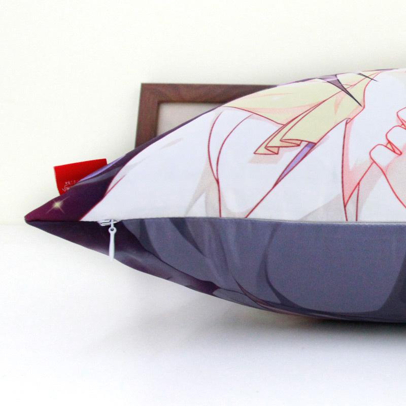 Japanese Anime Square Dakimakura Utawarerumono Sofa Waist Throws Pillow Cushion