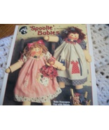 'Spoolie' Babies Craft Doll Book - $5.00