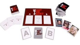 What The Face?  Adult Party Game Of Inappropriate First Impressions NEW ... - $17.94