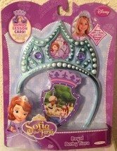 Disneys Princess Sofia the Royal Derby Tiara NEW A Tiara Fit For Your Pr... - $6.67