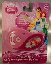 DISNEY PRINCESS CHATTER BOX RECORDER & VOICE CHANGER Easter Filler, Part... - $5.94