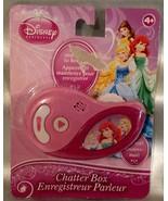 DISNEY PRINCESS CHATTER BOX RECORDER & VOICE CHANGER Easter Filler, Part... - $5.94