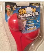 Emsco SNOW BALL SLINGER - Super Snow Ball Maker And Thrower - Winter Play! - $7.94
