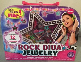 Rock Diva Girl's Fashion Jewelry Kit - NEW - Create Up To 12 Pieces Grea... - $9.94