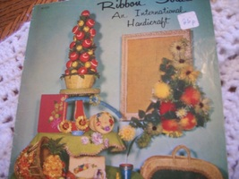 Ribbon Straw Craft Book - $8.00