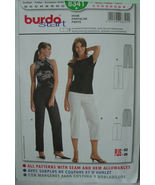 Pattern 8341 sz 12-26 Pants, Ankle or mid Calf Length  - $5.69