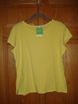 Fresh Produce Top L Sundrop Slightly Fitted Top NWT - $16.99