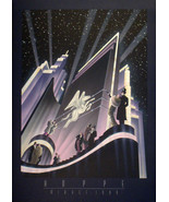 Pegasus Mirage Limited Issue Poster by Robert H... - $123.75