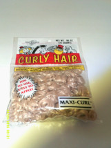 Curly Hair MAXI CURL SANDY BLONDE 25 grams  One and Only Creations - $4.61