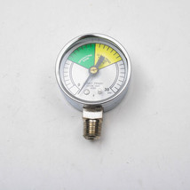"PRESSURE GAUGE - 2"" DIAL,0-30 PSI,  1/4"" MPT for Henny Penny - Part# 16910 - $17.32"