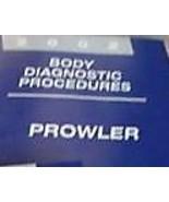 2002 PLYMOUTH PROWLER BODY DIAGNOSTICS PROCEDURES Service Repair Manual - $8.37