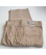 Mens Cargo Pants RedHead 6 pockets Khaki 46 x 30 - $17.99