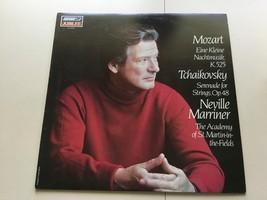 Record - Mozart - Eine Kleine Nachtmusik / Tchaikovsky - Serenade for St... - £6.16 GBP
