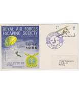 BRITISH ROYAL AIR FORCE VINTAGE 1960s GRAPHIC A... - $39.99