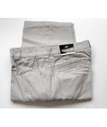 Mens Cargo Pants RedHead 6 pockets Stone 36 x 34 - $11.57