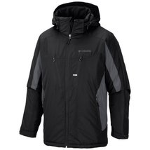 Columbia Men's Antimony IV Insulated Jacket (Small) - $136.54