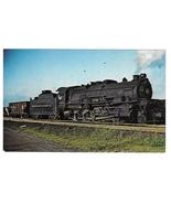 Pennsylvania Railroad PRR Baldwin Decapod Locomotive 4579 Train RR Postcard - $4.99