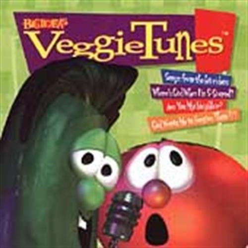 Veggie tunes by veggie tales