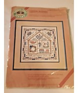 From the Heart Country Blessing Stamped Cross Stitch Kit - $16.82