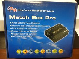 MatchBoxPro - Experimenters / developers satellite receiver for your com... - $5.00