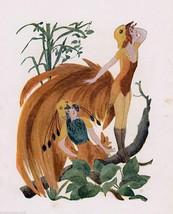 PARADISE BIRD & ROOK VINTAGE BIRD CHILDREN GRAP... - $34.99