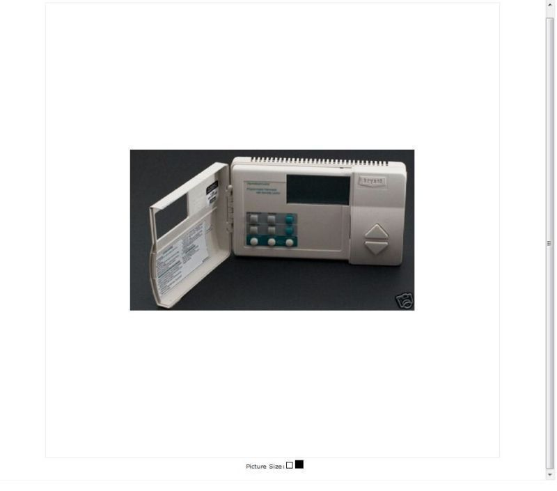 Carrier Tstatbbpac01b Programmable And 50 Similar Items. Carrier Tstatbbpac01b Programmable Thermostat Gas Elec. Wiring. 33cs450 01 Thermostat Wiring Diagram At Scoala.co