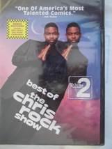 Best of The Chris Rock Show - Volume 2 - DVD, 2005 - Brand New  - $6.50