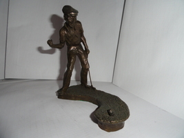 Mark Hopkins Bronze Golf Series  Sculpture - $395.00