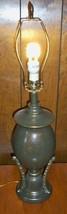 Vintage Metal Lamp - $14.95