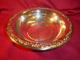 CLEARANCE!!  Vintage Sheridan Silverplate Bowl - $9.95