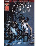 AGENCY #5 (Image Comics, 2001) NM! - $1.00