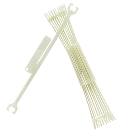 StitchBow Floss Holder 10 floss organizers storage cross stitch DMC