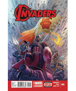 ALL-NEW INVADERS #5 (Marvel Comics) NM! - $1.50