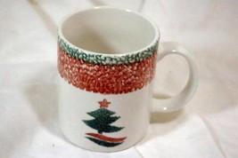 Gibson Christmas Star Coffee Mug - $5.39