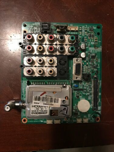 "Primary image for HITACHI 55"" P55T551 DW3F Terminal Board Unit"