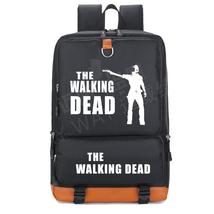 The Walking Dead Theme School Backpack Bookbag Daypack - $46.15 CAD