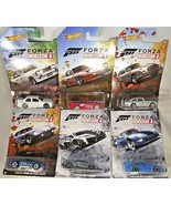 2019 Hot Wheels FORZA HORIZON 4 Series Complete Set of 6 Cars  See Descr... - $21.00